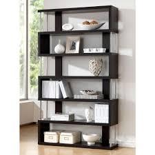 Display Shelving by Flipshelf 12 In X 26 5 In X 43 In Black 4 Shelf Wide Unit