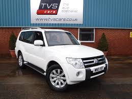 mitsubishi 2007 used mitsubishi shogun elegance 3 2 cars for sale motors co uk
