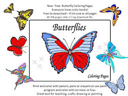 butterfly color book accessible gardens