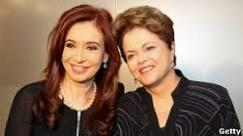 BBC Brasil - Notícias - Dilma e Cristina Kirchner planejam ampliar a ...