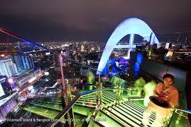 Top Ten Rooftop Bars Red Sky Rooftop In Bangkok Bangkok Com Magazine