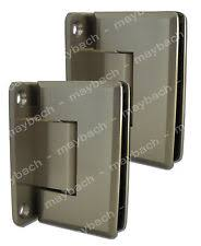 shower door hinges ebay