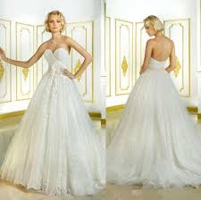 cheap tulle vintage sweetheart wedding dresses 2015 cheap lace zip back bridal