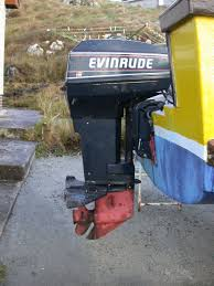 50hp evinrude outboard boat design net