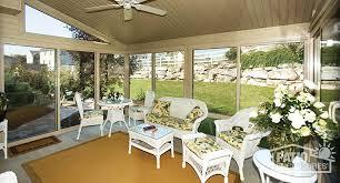 Four Seasons Sunroom Shades Four Season Room Addition Pictures U0026 Ideas Patio Enclosures
