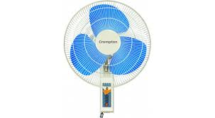 ecoplus wall mount fan wall fans high speed power saving wall mount fans crompton