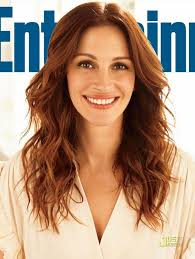 edgy haircuts women 40 s celebrity hairstyles sexy long copper brown tousled wavy hair