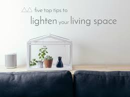 five top tips to lighten up your living space owl and accordion