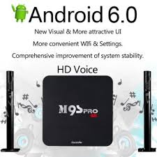 android dlna docooler m9s pro smart android tv box android 6 0 amlogic s905x