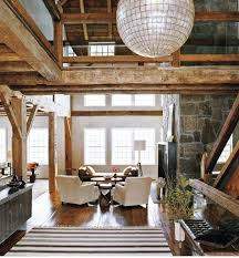 Chic And Natural  More Rustic Modern Interiors WebEcoist - Rustic modern interior design