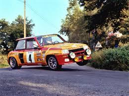 renault 5 rally renault 5 turbo 1980 francja giełda klasyków