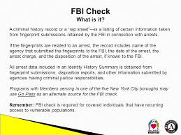 How To Pass A Criminal Background Check Records Search Usa Criminal History Information