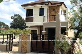 simple two storey house design small two story house design apartment interior design