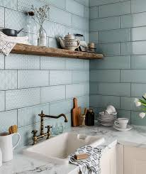Wall Tiles In Kitchen - best 25 blue kitchen tiles ideas on pinterest blue subway tile
