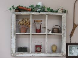 Window Pane Decoration Ideas Old Window Pane Turned Into Shadow Box Remove Glass