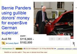 bernie sanders houses fact check did bernie sanders buy a 172 000 car with caign