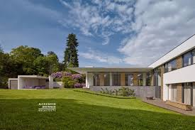 bredeney house by alexander brenner architects essen germany