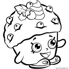 mini muffin shopkins season 1 coloring pages printable