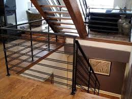 Wrought Iron Banister Custom Railing Fabrication U0026 Installation For Commercial U0026 Residential