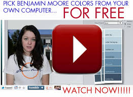 benjamin moore paint colors how to use their free web color tool