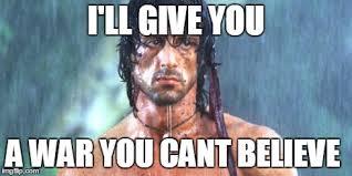 Rambo Meme - rambo imgflip