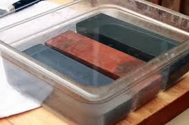 best sharpening stones for kitchen knives how to sharpen a knife with a waterstone serious eats