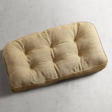bench ottoman u0026 settee cushions pier 1 imports