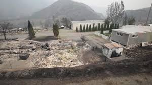 Wildfire Bc July 2015 by Wildfire Damage In A B C Community