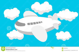 clouds clipart plane pencil and in color clouds clipart plane