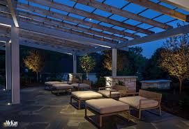 benefits of hiring a landscape lighting professional