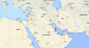 map middle east uk middle east base for army amid is threat
