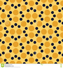 halloween polka dot background vector modern seamless colorful geometry dot pattern color