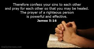 james 5 16 king james version bible verse
