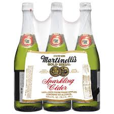 bulk sparkling cider my whole fam martinellis gold medal sparkling apple cider