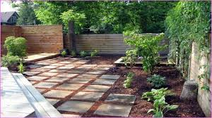 backyard cheap outdoor decorating ideas backyard ideas sloped