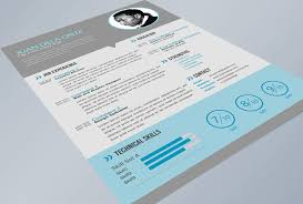 Trendy Resume Templates Free Free Flat And Modern Resume Cv Psd Template Freebies Thetotobox