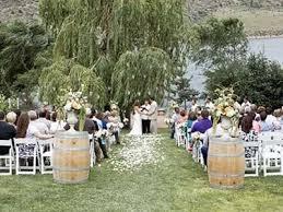 Wedding Venues Spokane Outdoor Wedding Venues In Washington State