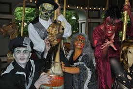 Six Flags In Boston Massachusetts U0027 Best Haunted Houses And Theme Park Takeovers For