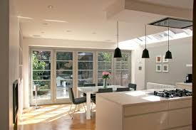 stylish design ideas victorian kitchen extension terraced house