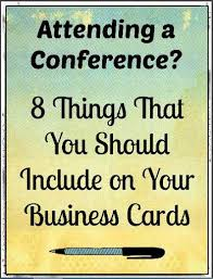 What Information Do You Put On A Business Card Things To Include On A Business Card How To Design Your Business