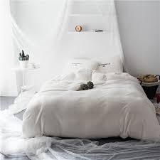 White Bed Set Queen Online Get Cheap Grey Bedding Sets Queen Aliexpress Com Alibaba