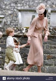 englefield uk 20th may 2017 prince george is told off by his