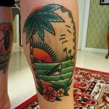palm tree 3 tatting and
