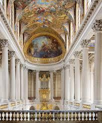 chambres d h es versailles versailles chapel at tribune level corinthian ribbed columns with
