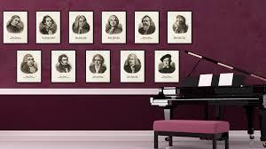 bach musician wall art home décor frames u2013 spotcolorart