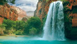 Arizona waterfalls images Havasu canyon grand canyon havasupai i sedona monthly magazine jpg