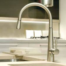 brushed nickel faucets kitchen pullout brushed nickel rotatable kitchen faucet