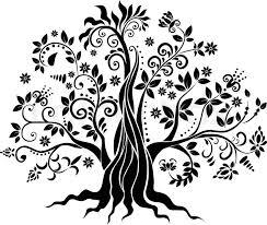 tree design creative colorful tree design elements vector 05