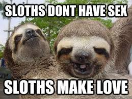 Sloth Meme Images - sloth memes funny rape sloth pictures