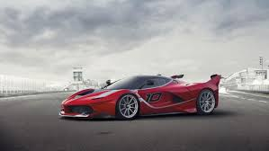 ferrari front drawing watch the ferrari fxx k go from sketchbook to track in this